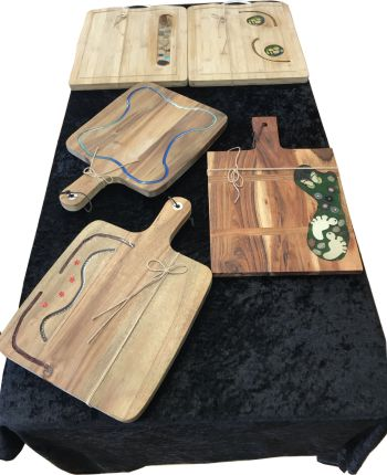 Assorted Bread Boards (each)